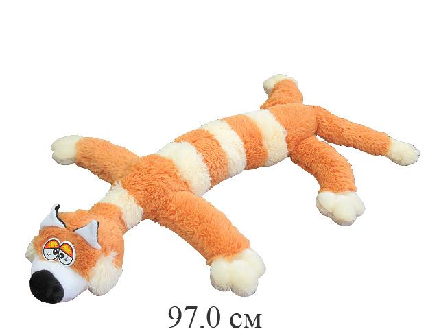 """Игрушка мягконабивная Кот """"Шнурок"""" игол.мех.Ягуар"""