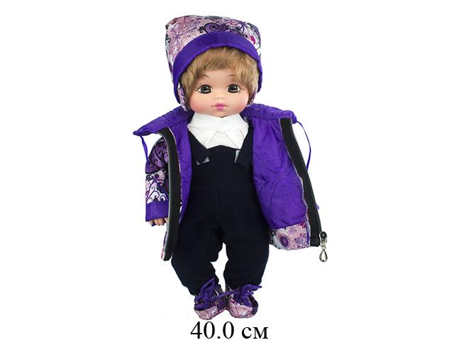 Кукла Алиса полз озвуч 40 см Ивановская фабрика игрушек