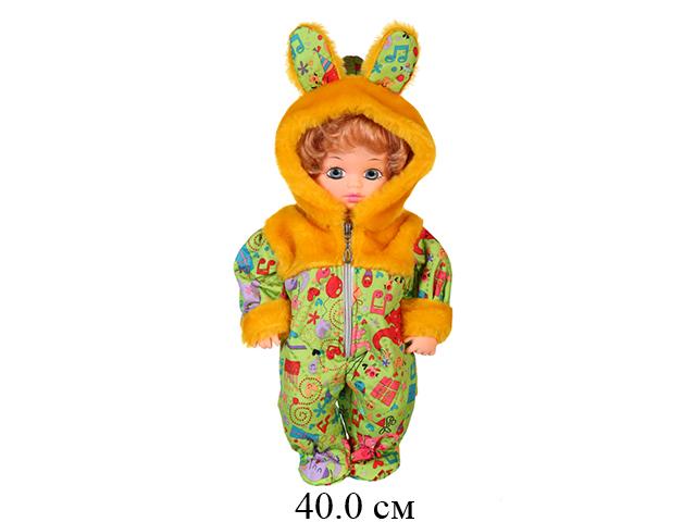 Кукла Варенька озвуч. полз 40 см. Ивановская фабрика игрушек