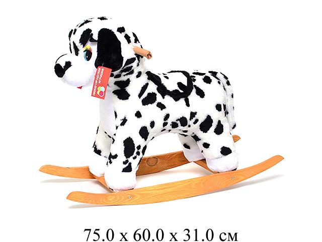 Качалка- Далматин См-440-15 Нижегородская игрушка