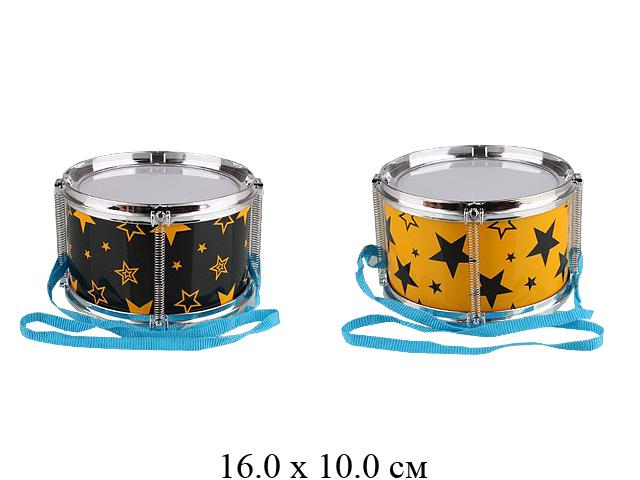 Барабан (2 цвета) в пак. 586-3CD