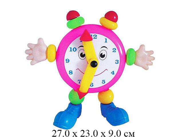 """Веселые часы """"Пластмастер"""""""