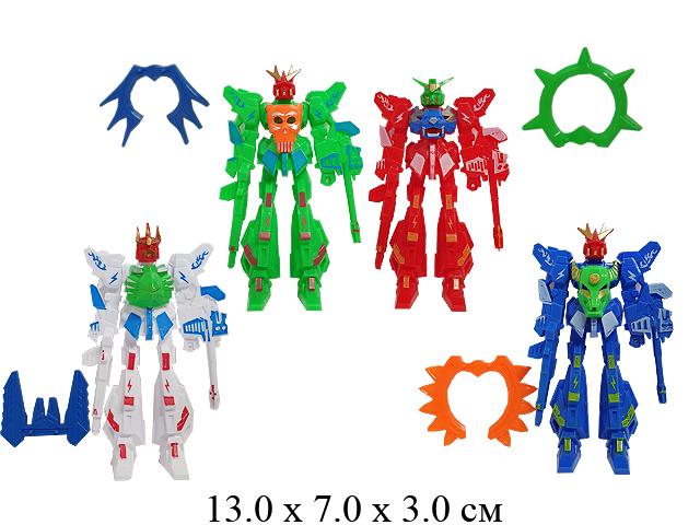 Робот (4 вида) в пак.289