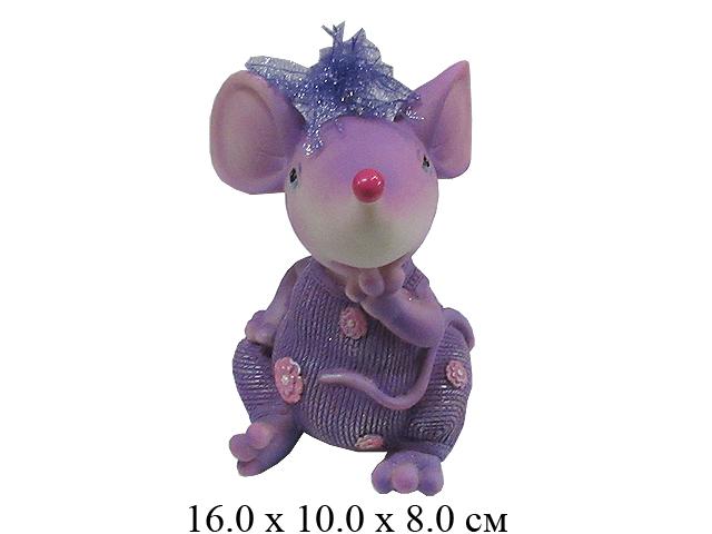 Копилка - мышь керам. в кор.