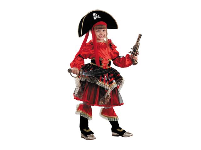 455 Карнав.костюм Пиратка р.34 зв.маскарад
