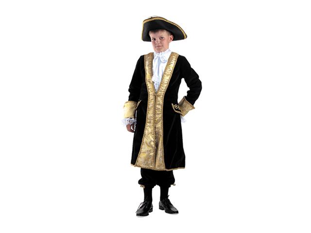 902 Карнавальный костюм Вельможа син р-р34