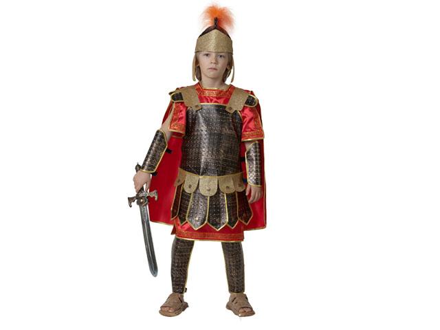 916 Карнавальный костюм Римский воин р-р32