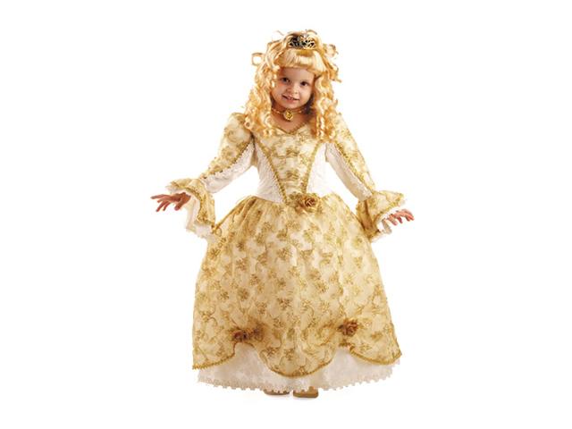 Карнавальный костюм Золушка Золотая р-р28 Батик