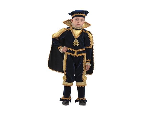 928 Карнавальный костюм Принц р-р36