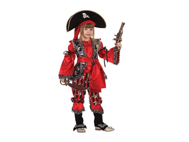 941 Карнавальный костюм Атаманша р-р 30