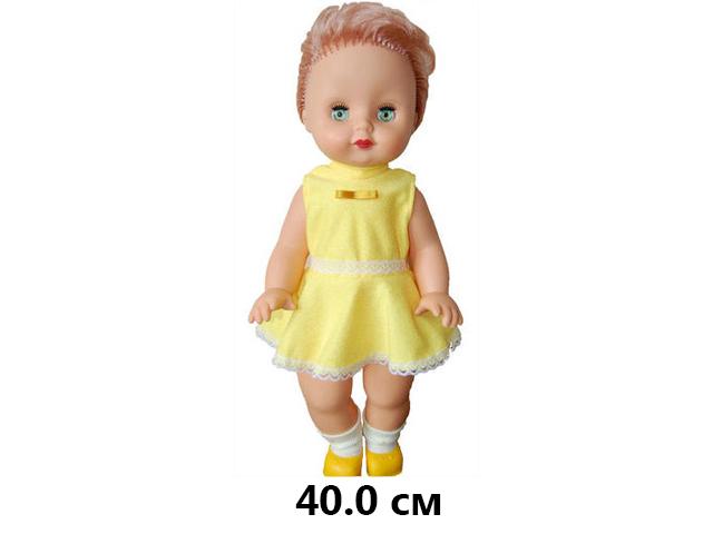 """Кукла Алина №1 43 см в пак. """"Моя любимая кукла"""""""