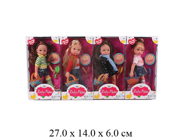 *Кукла Baby Reina (4 вида) в кор.
