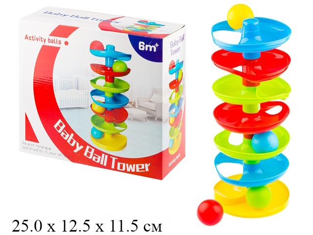"""Игрушка для малышей """"Горка"""" в кор. 14403"""